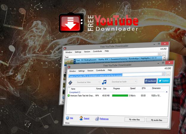 khcn cinet vn - Top 5 phần mềm download Youtube